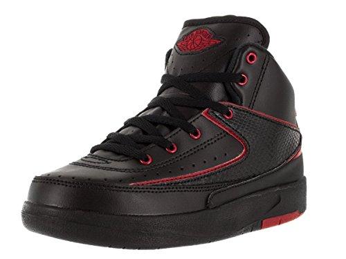 Jordan Retro 2 Basketball Preschool Kid's Shoes Size -