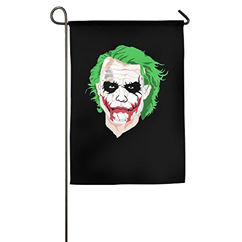 DEJML Custome The Joker Garden Flag 1218inch (Joker Customes)