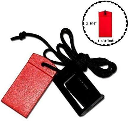 TreadLife Fitness Llave de Seguridad de Repuesto para Cinta de ...