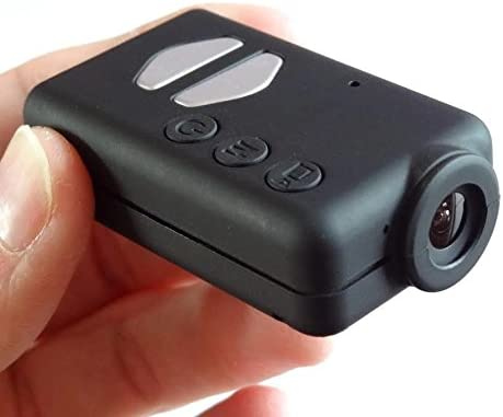 Black Box Mobius Pro Mini Action Camera - 820mAh Battery - 1080P Full HD Mini Sports Action Dash Cam - DVR Video Recorder with WDR (Wide Dynamic Range) Large FOV