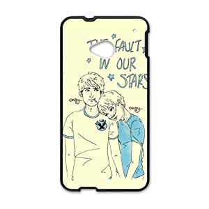 The Fault Hot Seller Stylish Hard Case For HTC One M7