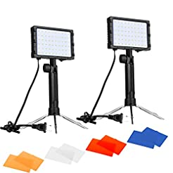 Emart 60 LED Continuous Portable Photogr...
