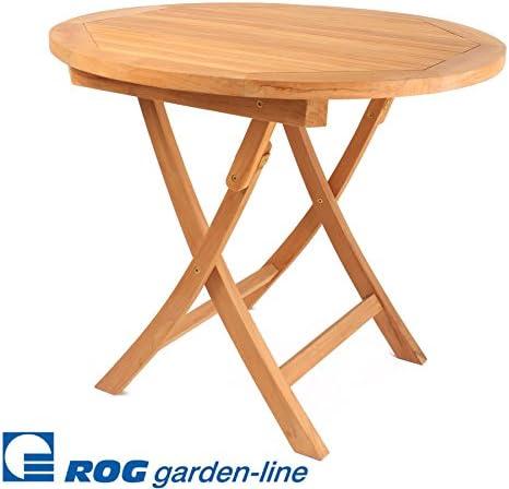 ROG garden line 'tl8113: – Tavolo in legno di teak Sunset