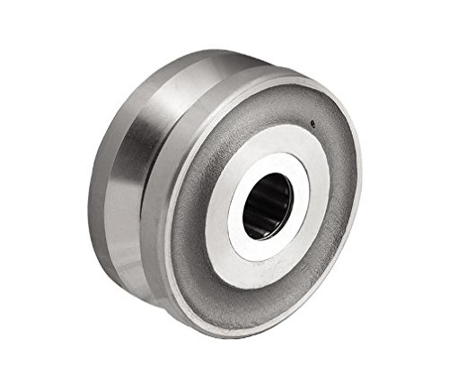 10-x-3-Forged-Steel-V-Groove-Wheel-6000-lbs-Capacity-Roller-Bearing