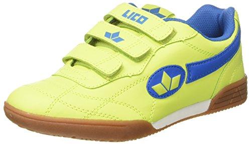 Blau V Lemon Bernie Erwachsene Unisex Gelb Schuhe Lico Multisport Indoor HwPz8Fqt