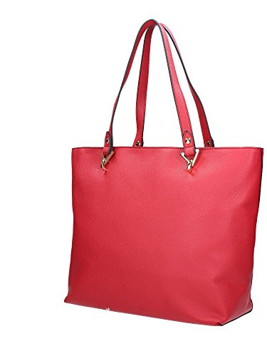 BORSA DONNA LIU-JO SHOPPING I MIMOSA RED PASSION BS17LJ38