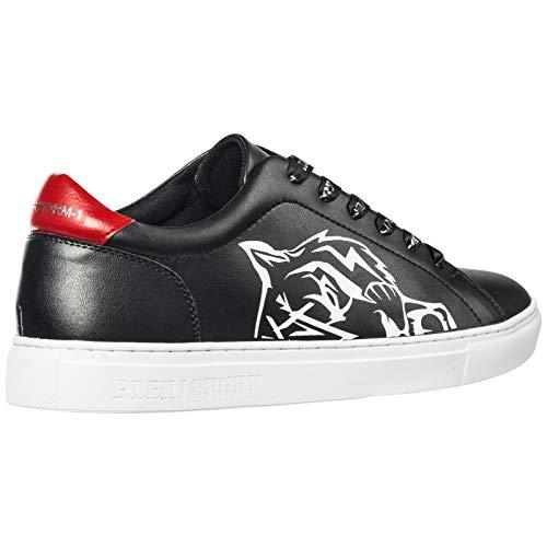Black Sneakers Tiger Uomo Plein Sport TSq8B