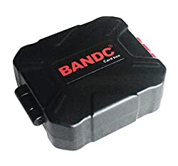 Bandc Waterproof Abs Anti-shock Sdcfmicro Sd Tf Memory Card Xqd Card Storage Holder Wallet Case