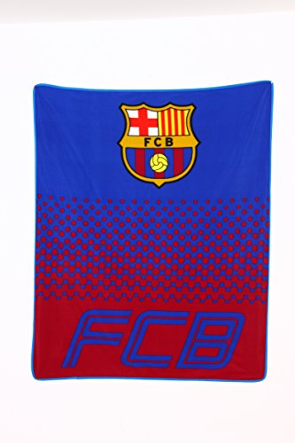 Fc Fleece Blanket - Barcelona FC Fleece Blanket fade Design