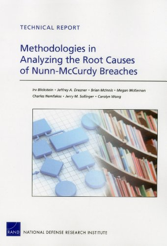 Methodologies in Analyzing the Root Causes of Nunn-McCurdy Breaches (Technical Report)