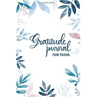 Gratitude Journal For Teens : Interactive workbook for developing the habit of gratitude   Perfect gift for kids - boys…