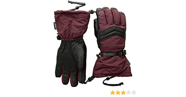 44af3a409 Amazon.com : Burton Women's Gore-Tex Warmest Glove, Light Denim : Clothing