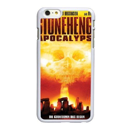 H2Q67 Stonehenge Apocalypse Haute Résolution Affiche C4K2VX coque iPhone 6 4.7 pouces Cas de couverture de téléphone portable coque blanche IH5HOE6SQ