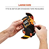 Ergodyne Squids 3770 Tape Measure Holder, Orange