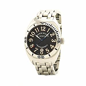 Franck Muller Transamerica swiss-automatic mens Watch 2000SCP (Certified Pre-owned)