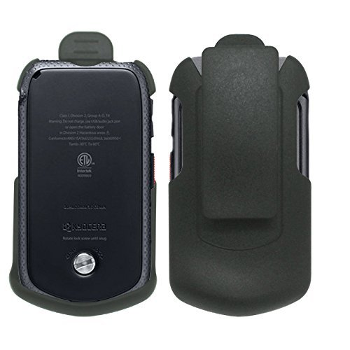 Cbus Wireless Black Holster Case w/Ratcheting Belt Clip for
