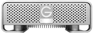 G-Technology G-DRIVE 4TB External Hard Drive with eSATA, USB 2.0, Firewire 400, Firewire 800 Interfaces (0G02213)
