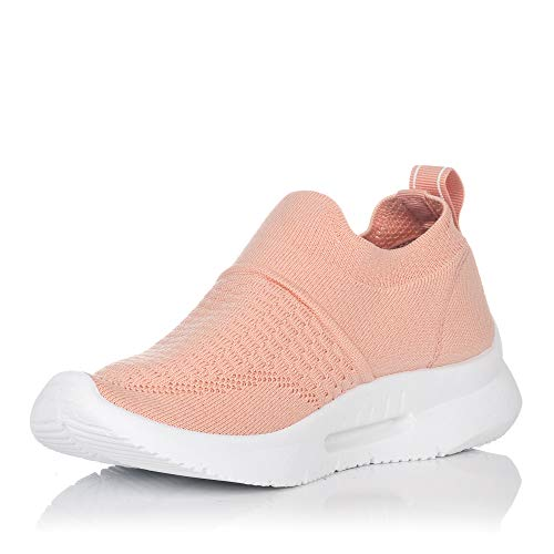 Xti Rosa Donna Sneaker Infilare 49098 rwRIPr