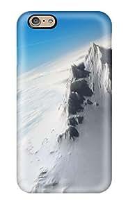 Hot Design Premium SRnxtDp5183OJsRs Tpu Case Cover Iphone 6 Protection Case(snow Peak)