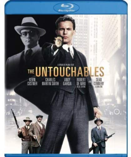 Untouchables, The (1987) (BD)(Package May Vary) [Blu-ray]