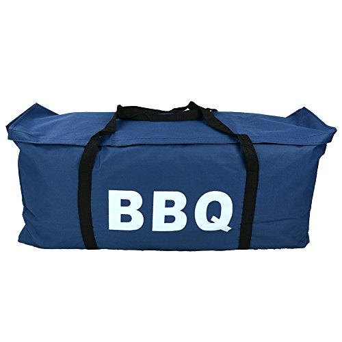 Large Portable BBQ Grill Waterproof Oxford Burner Storage Tote Backpack