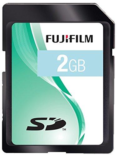 Fujifilm 2GB SD Card (Imation Secure Drive)