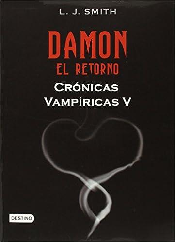 Amazon.com: Damon, Cronicas Vampiricas IV (Cronicas Vampiricas ...