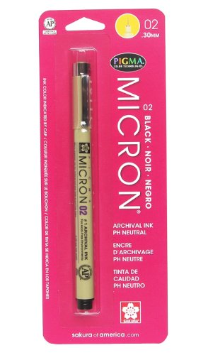 Sakura 30069 6-Piece Pigma Micron Assorted Colors 05 Heritage/Earth Colors Ink Pen Set