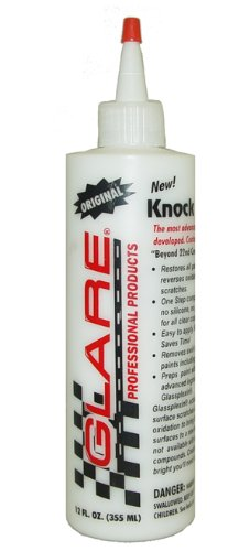 Glare 37411-glr-004 GLARE? Knock-Out - 12 oz. - Glares Means