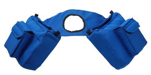 (Tough 1 Nylon Horn Bag, Royal Blue)
