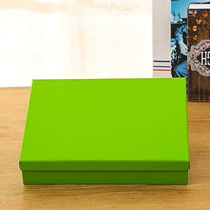 Caja de regalo rectangular caja vacía Más No. 1 23 x 18 x 8,5 cm ...