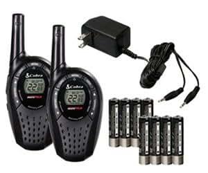 Cobra 2 Walkie Talkies Walkies CXT235: Amazon.es: Electrónica
