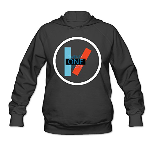 ShowTime Twenty One Poster Pilots Women's Originals Hooded Black XL (Control Ps3 Original compare prices)