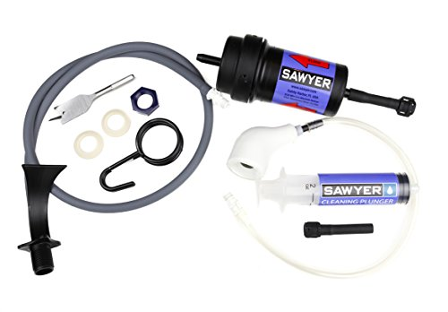 Sawyer Products SP191 Point Zero Two Bucket Purifier Assembly Kit with Faucet Adapter by Sawyer Products
