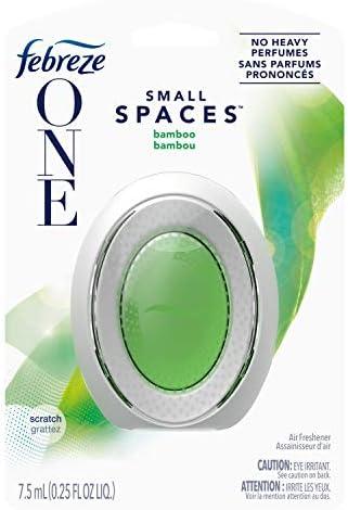 [해외]Febreze 작은 공간 공기 청정제 냄새 제거 대나무 1개입 / Febreze 작은 공간 공기 청정제 냄새 제거 대나무 1개입