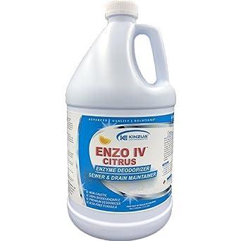 Amazon.com: Enzo IV – Cítricos altamente concentrado Live ...