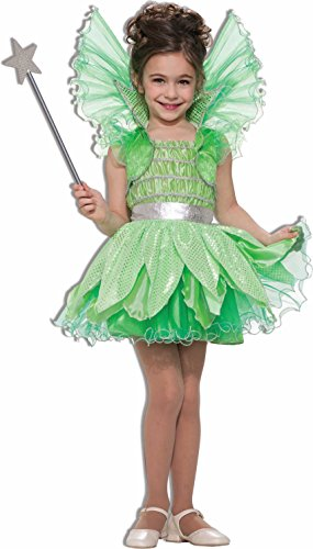 Green Sprite Costume, Child's Medium