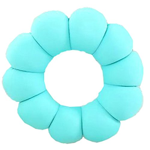 Pillow-Zebratown-Multifunction-Donuts-Nap-Cervical-Back-Cushion-Blue