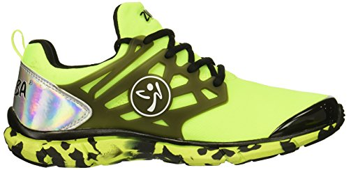 Compression Green Fusion Dance Women's Fly Sneaker Zumba Athletic Workout Pw8cq