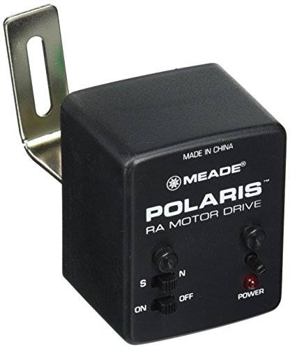 Meade 616000 Instruments Polaris Motor Drive (Black)