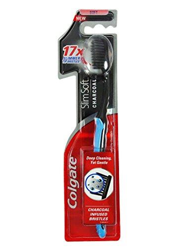 Colgate slim charcoal black Toothbrush