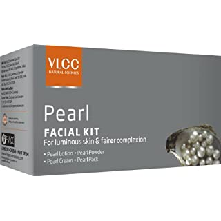 Vlcc Pearl Facial Kit, 70G