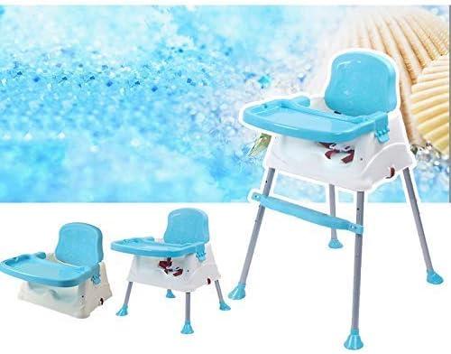 Nécessités ménagères/Chaise de Salle à Manger multifonctionnelle pour Enfants Chaise Haute pour bébé Dinette Tabouret pour bébé Siège réglable pour Enfant