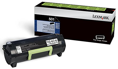 - Lexmark 50F1000 Return Program Toner