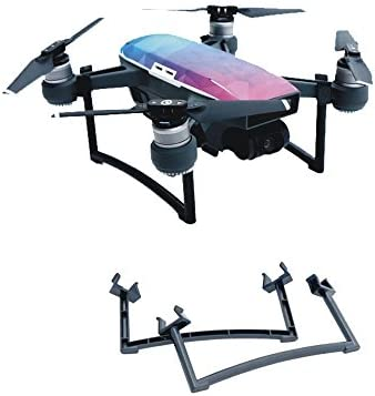 JIANGfu - Juego de 4 Fundas Protectoras de Gel de sílice para dron ...