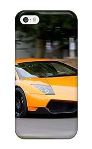For Iphone 5/5s Protector Case Lamborghini Murcielago 24 Phone Cover