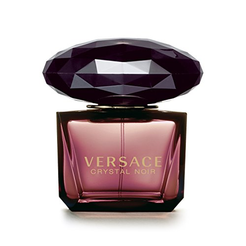 (Versace Crystal Noir by Versace for Women - 3 Ounce EDT Spray)