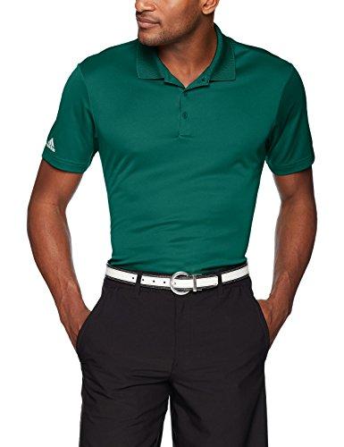adidas Golf Performance Polo, Collegiate Green, Medium