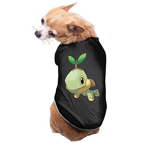 LFISH3 Turting (2) Cute Pet Dog -Tshirt