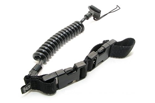 GemTech Tactical Pistol Lanyard, Black